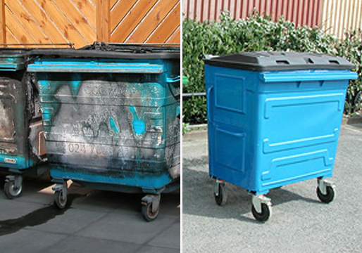 Bin Refurbishment Service