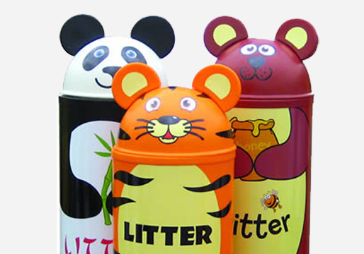 Novelty & Themed Bins
