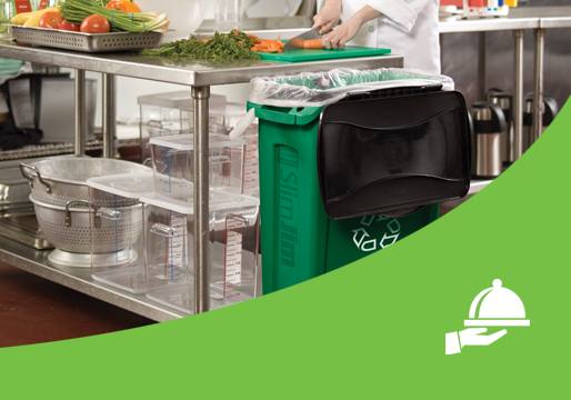 Kitchen & Catering Bins