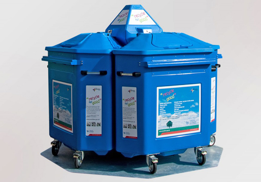 Recycling Bins & Stations