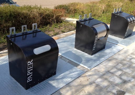 Underground Recycling Systems