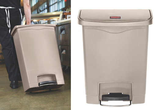 Slim Jim Frontstep Bins