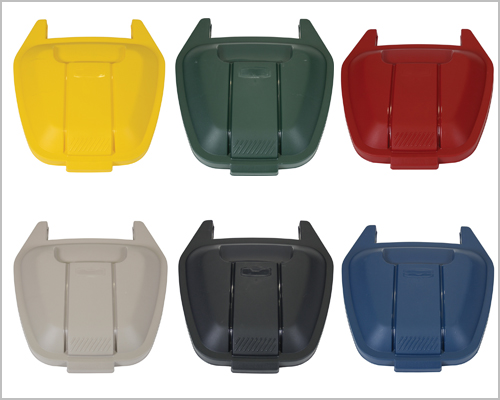 step on lid colour options