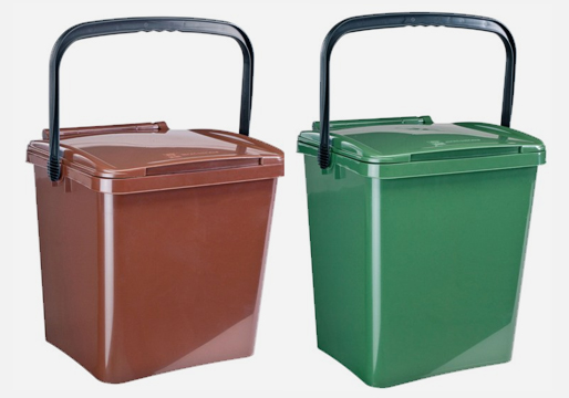 Urba 30-40L Foodwaste Caddy