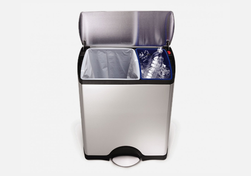 Stainless Rectangular Bin