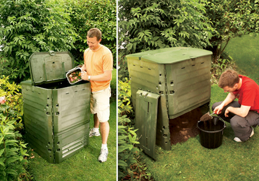 Thermo King Garden Composter