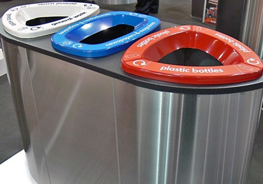 Finbin Recycling Range