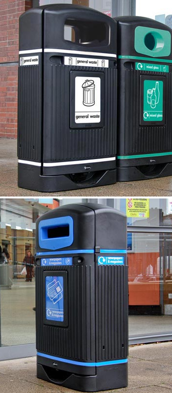streamline-outdoor-recycle-bins