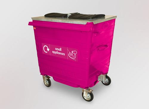 steel-wheelie-options-weee-collection-bin