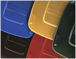 mgb 60 80l various lid colours